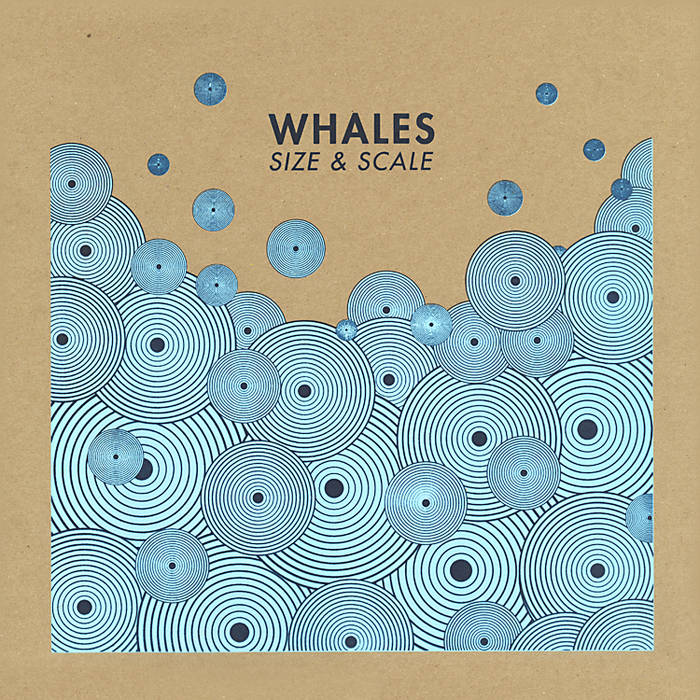"Whales-""Size and Scale"" cover art"