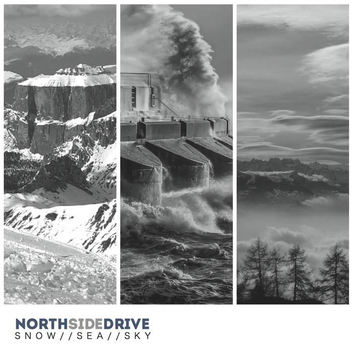 SNOW // SEA // SKY cover art