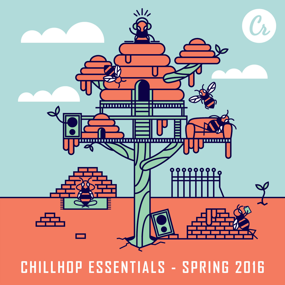 VA - Chillhop Essentials - Spring 2016 (2016)