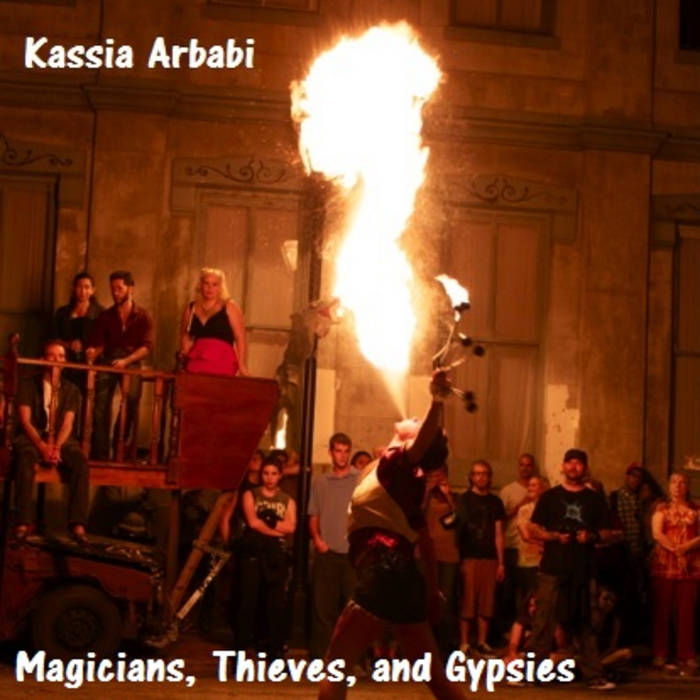 Magicians, Thieves, and Gypsies cover art
