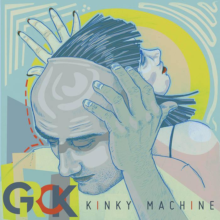 grok cover art