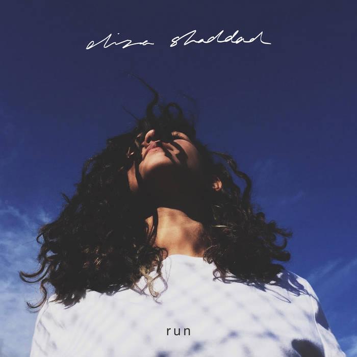 RUN (EP) cover art