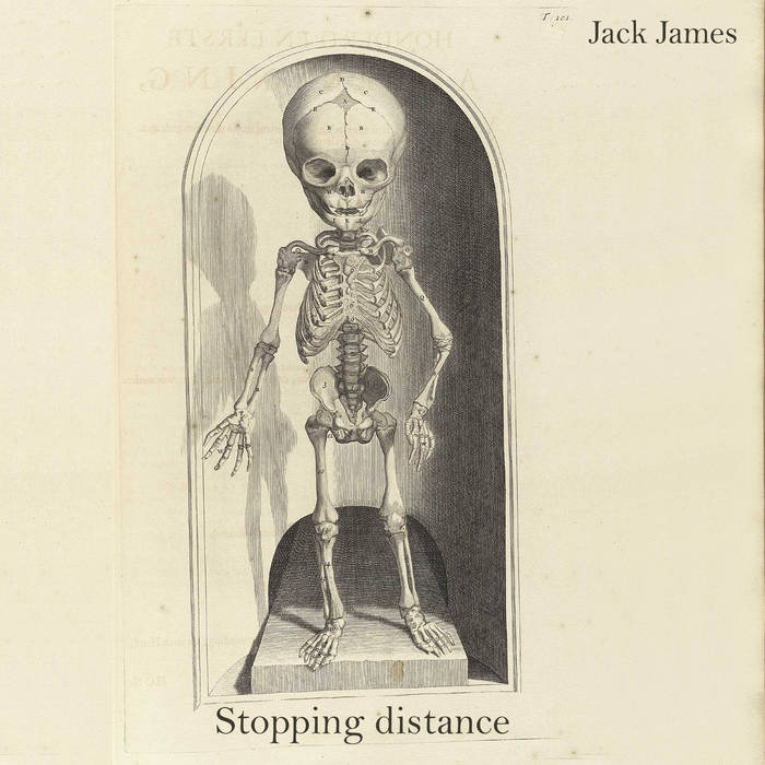 Stopping distance cover art