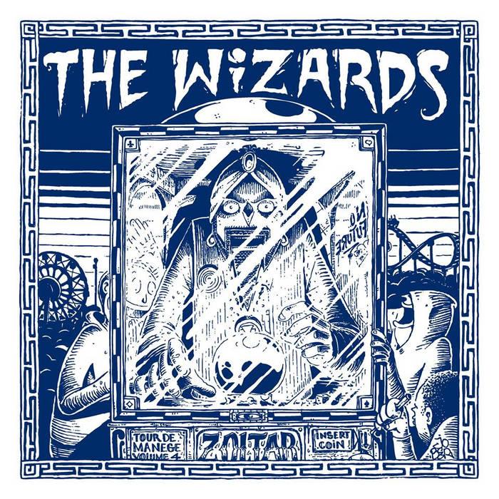 Tour De Manège - Tour De Manège vol.4 : The Wizards (2016)