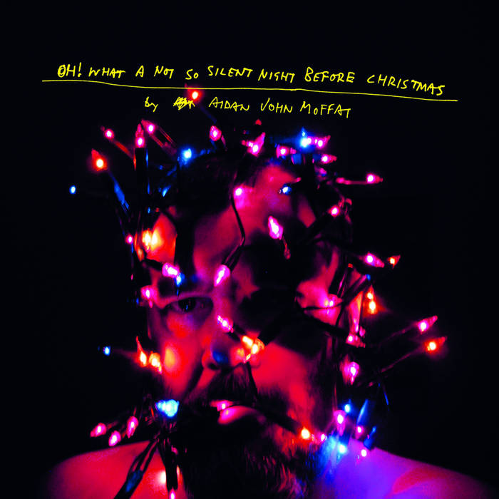 Oh! What A Not So Silent Night Before Christmas cover art