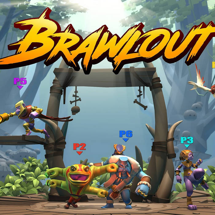 Brawlout Preview cover art