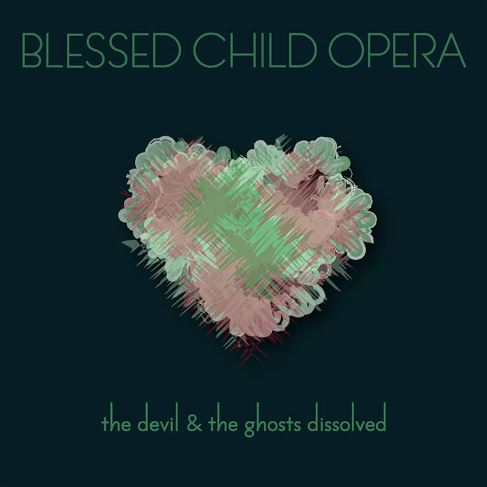 The devil & the ghosts dissolved cover art