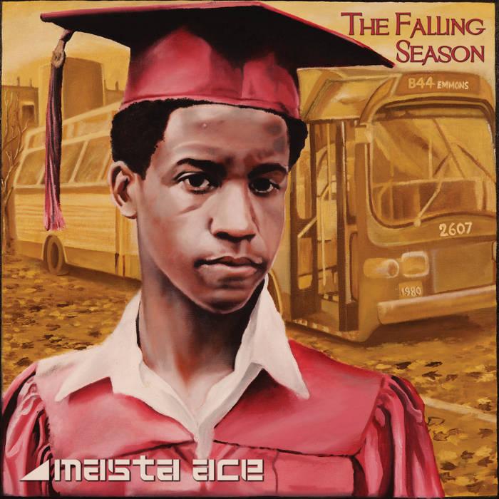 The Falling Season cover art
