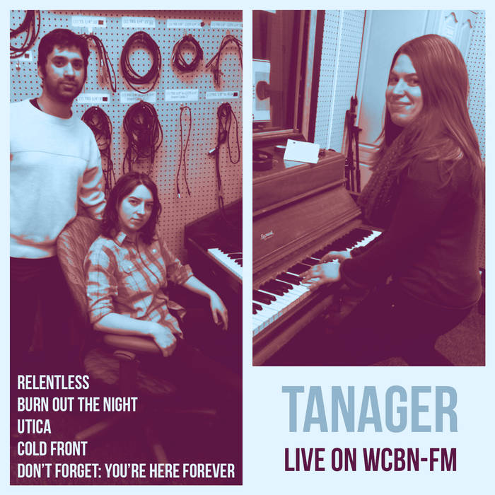 Live on WCBN-FM cover art