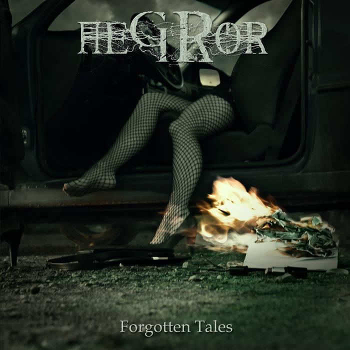 Forgotten Tales... cover art