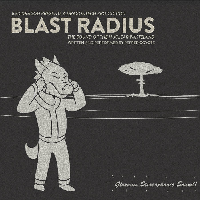 Blast Radius cover art