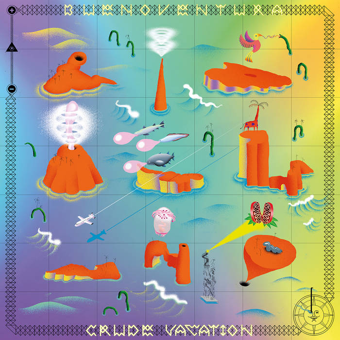 Crude Vacation cover art