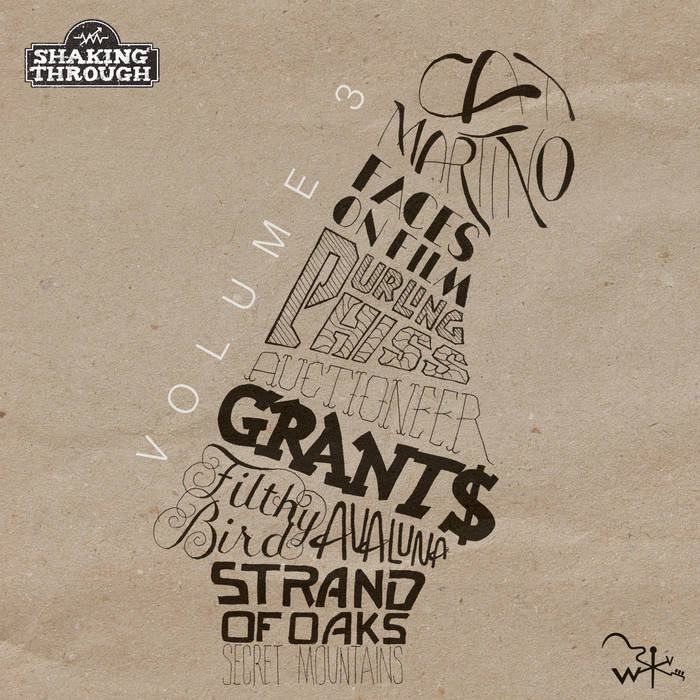 Shaking Through - Volume 3 cover art