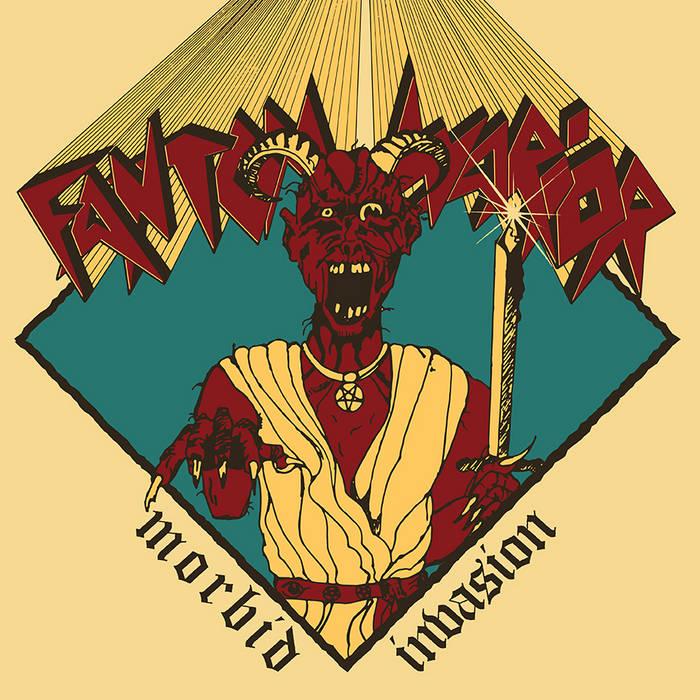 Morbid Invasion cover art