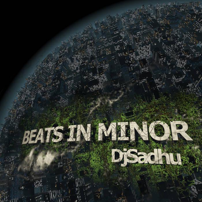 Beats in minor cover art