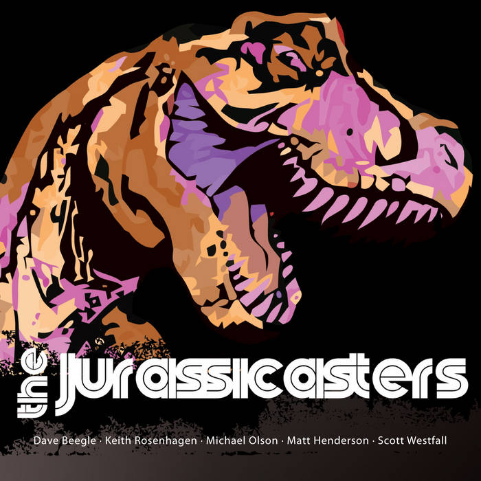 The Jurassicasters cover art