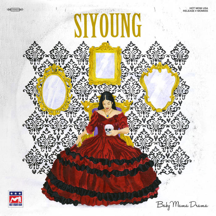 MOM005: Siyoung - Baby Mama Drama cover art