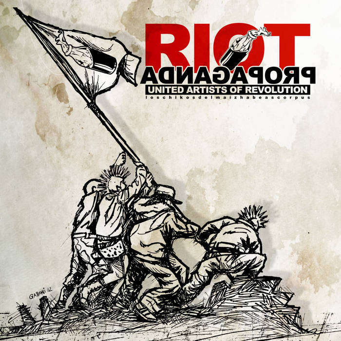 RIOT PROPAGANDA cover art