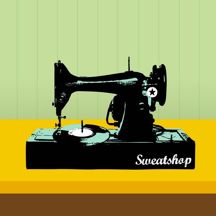 Sweatshop cover art