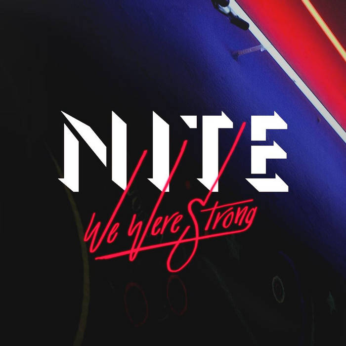 We Were Strong cover art