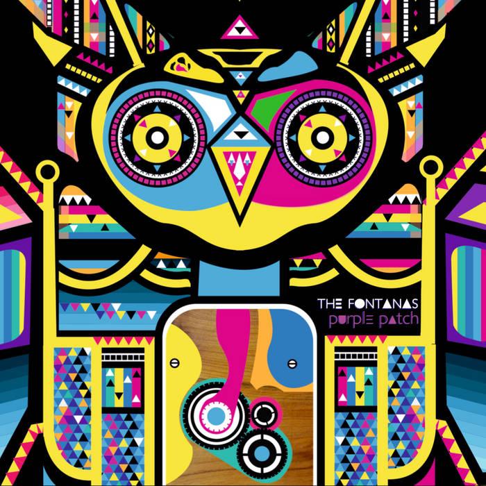 Purple Patch cover art