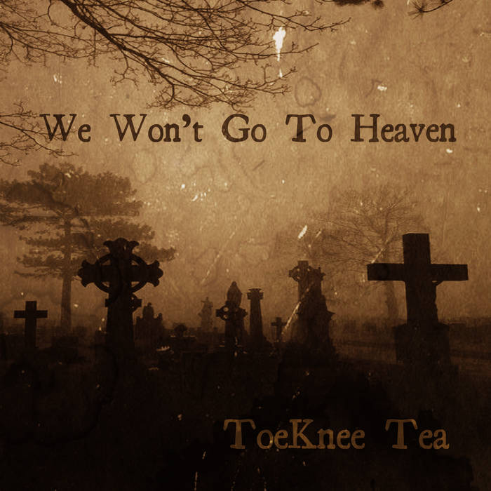 We Won't Go To Heaven cover art