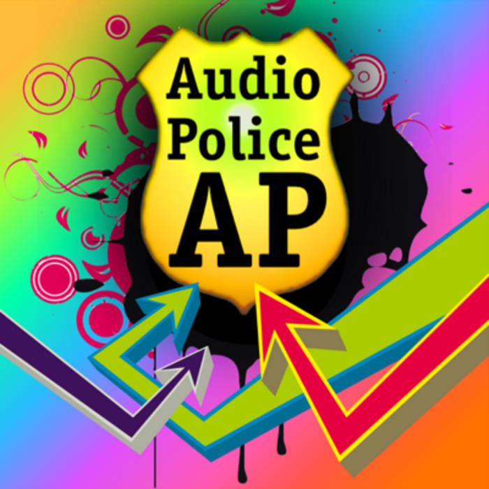 _ Audio Police Files _ cover art