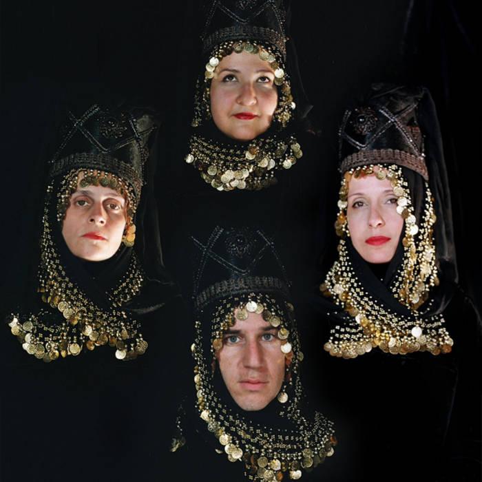 Madame Headdress--June 2012 cover art