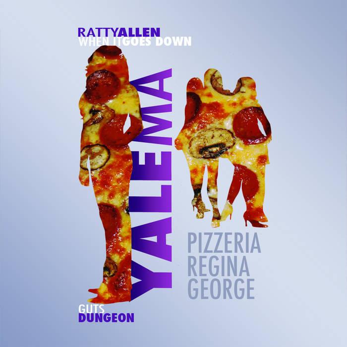 Pizzeria Regina George cover art