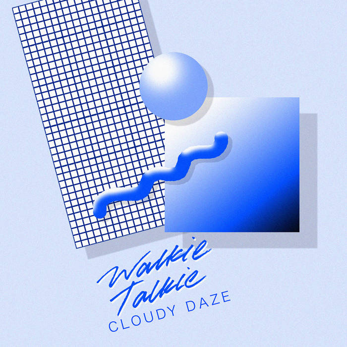 CLOUDY DAZE cover art
