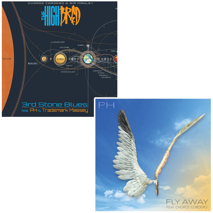 Fly Away / 3rd Stone Blues Double A-Side + Video cover art