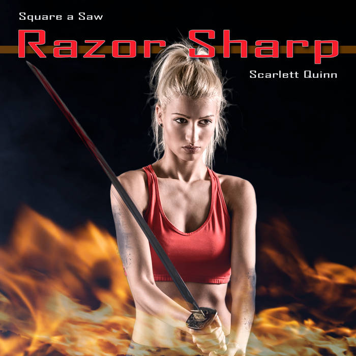 Razor Sharp (feat. Scarlett Quinn) cover art