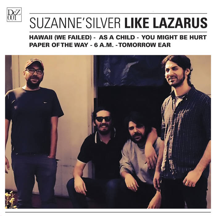 Like Lazarus cover art
