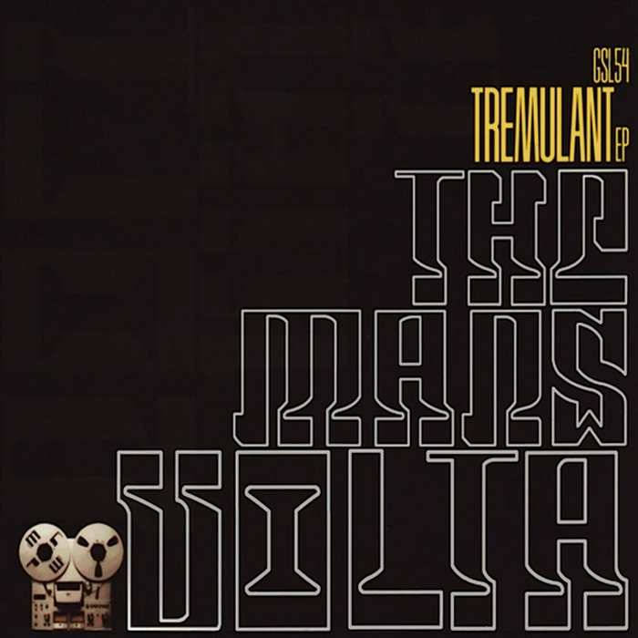 TREMULANT EP cover art