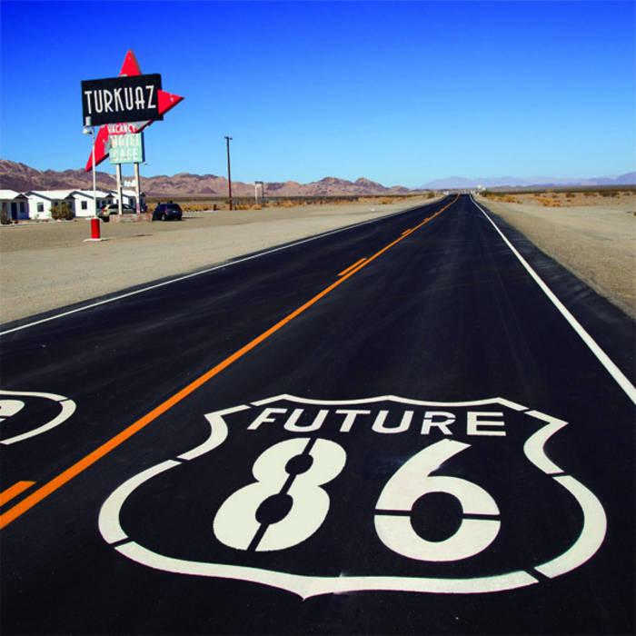 Future 86 cover art