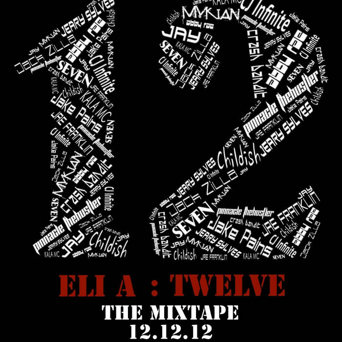Twelve The Tape cover art