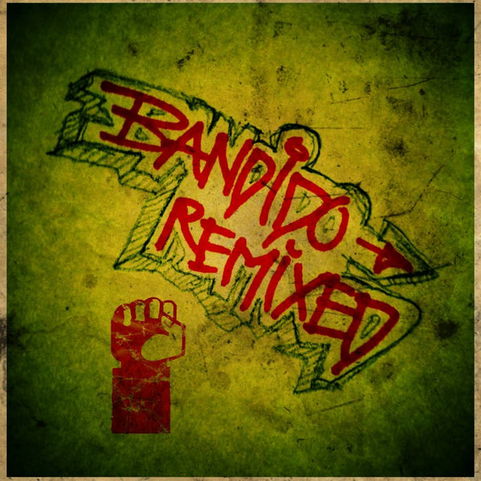 Bandido Remixed cover art