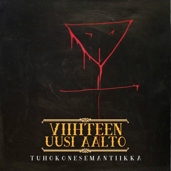 TUHOKONESEMANTIIKKA cover art