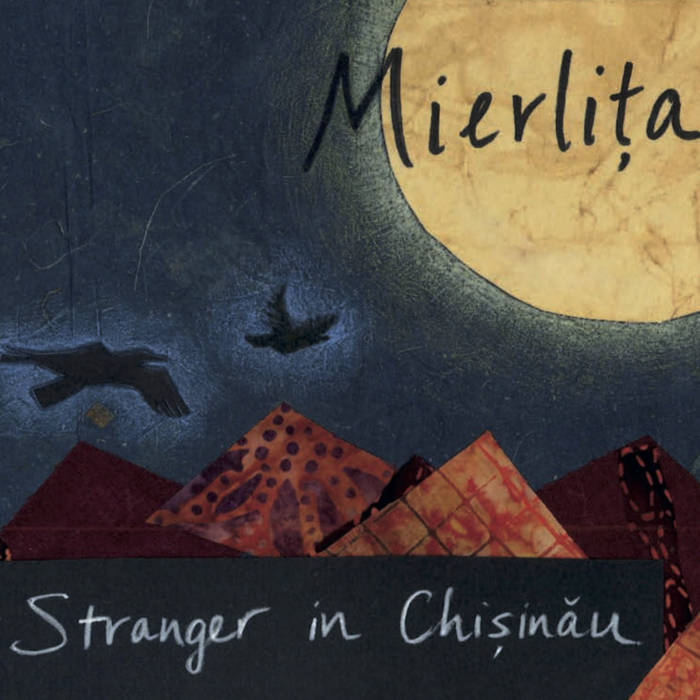 Stranger in Chișinău cover art