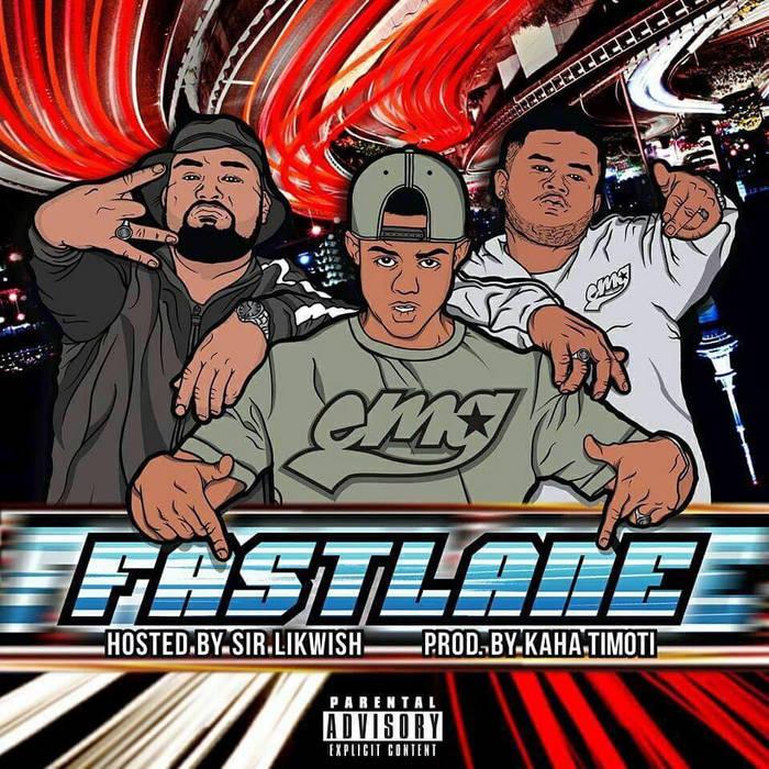 FASTLANE cover art