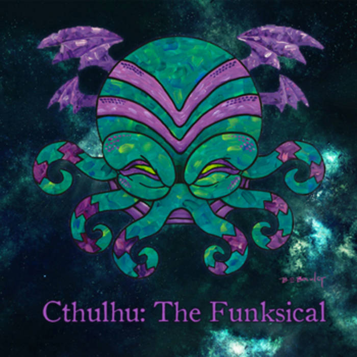 Cthulhu: The Funksical cover art
