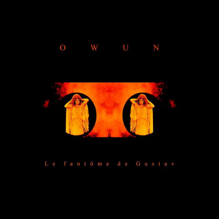 Le fantôme de Gustav cover art