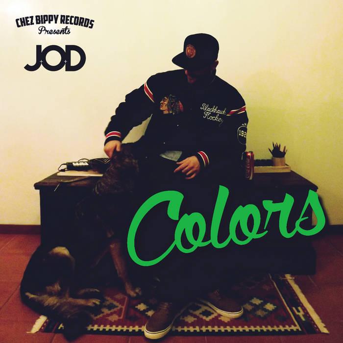 J.O.D - Colors cover art