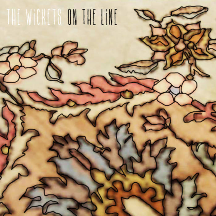 On The Line EP cover art