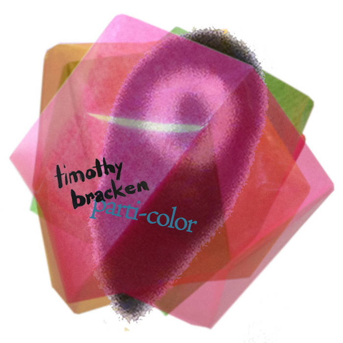 Parti-color cover art
