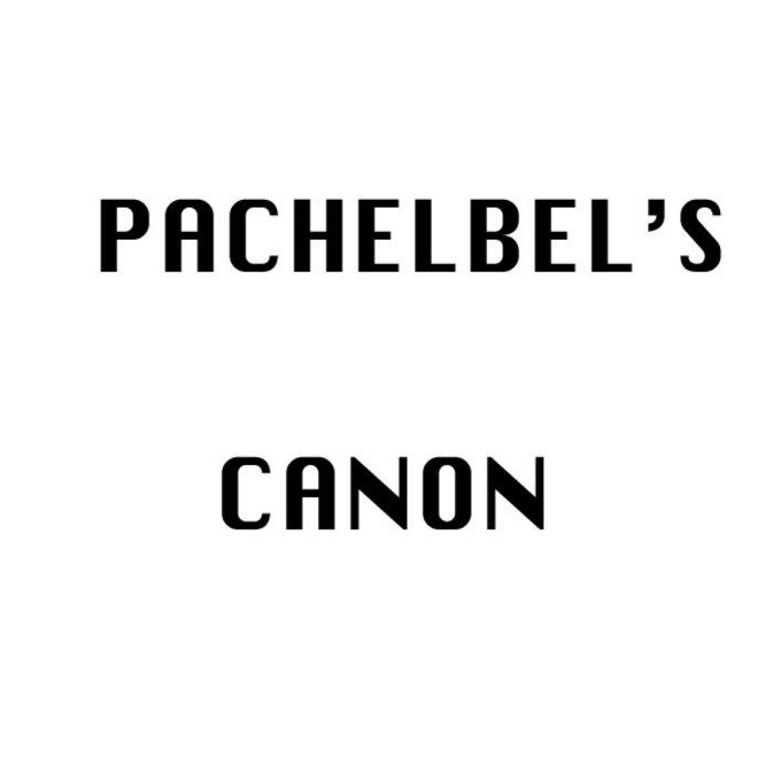Pachelbel's Canon (Cover) cover art