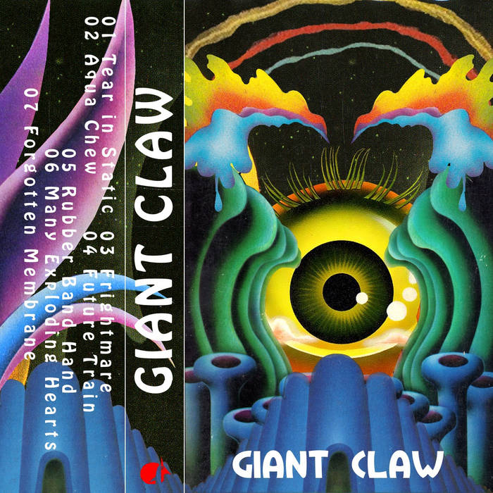 Tear in Static cover art