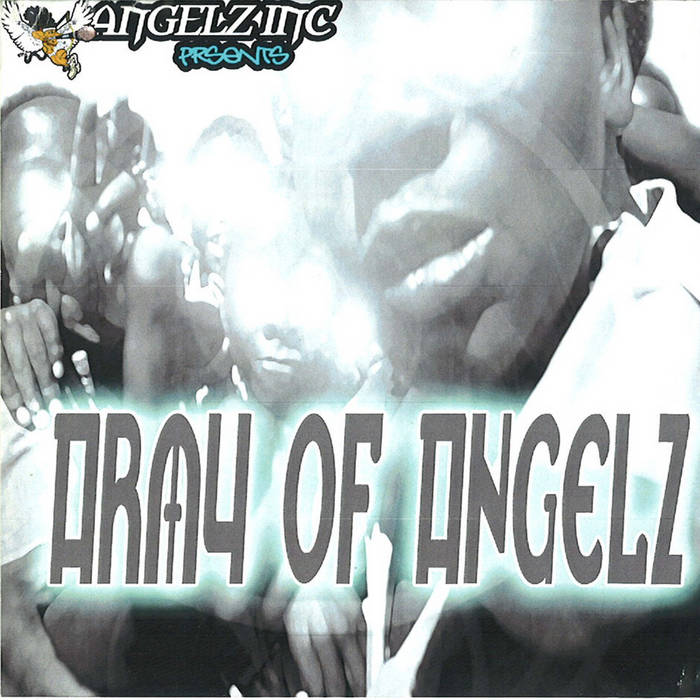 ARMY OF ANGELZ mixtape 2008 cover art