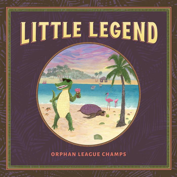 Orphan League Champs cover art