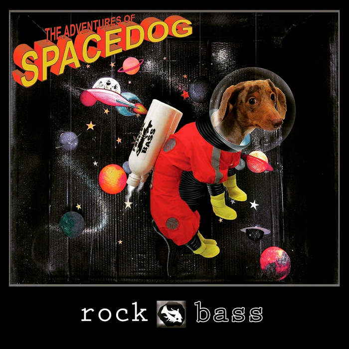 The Adventures of Space Dog cover art